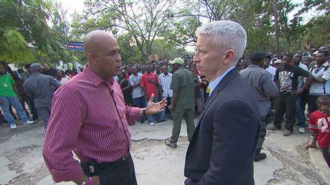 ac haiti martelly interview_00012616