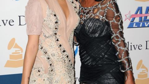 Singers Monica and Brandy have been cast as rivals in song and by some fans.