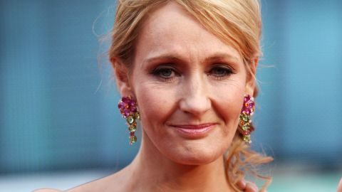 """J.K. Rowling plans to write a """"Harry Potter"""" encyclopedia and she will donate all royalties to charity."""