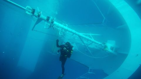 Divers continue the search for the remaining missing people in January.