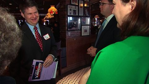 Ken Vaughn cashed in part of his 401(k) to run for office.