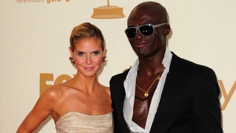 """One source close to Heidi Klum and Seal said, """"I believe they were madly in love."""""""