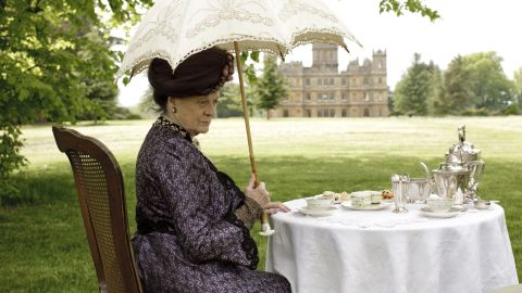"""Dame Maggie Smith plays Lady Violet, Dowager Countess of Grantham, in the hit series """"Downton Abbey."""" Here's a look at other key characters from the show."""