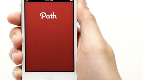 """Many have referred to Path as the """"anti-Facebook"""" for its attempts to make social networking more personal ."""