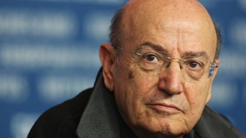 Theo Angelopoulos was an award-winning Greek director, famous for his dreamlike sequences.