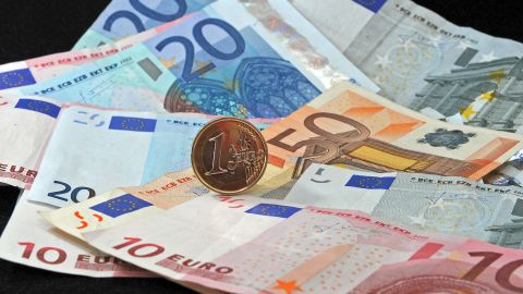 The fall of the euro could help eurozone exporters.
