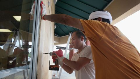 North Carolina Prepares For Hurricane Irene
