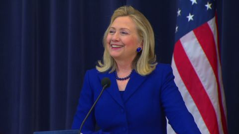 Hillary Clinton has told Congress that eleven countries have significantly reduced their Iran oil purchases.