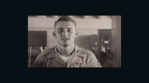 """Bill Blazinski was drafted into the Army and also spent two months at Edgewood in 1968. In one test, he said, electrodes were attached to him and """"electrical charges ran through his body, causing pain like pinpricks,"""" according to the plaintiff's' lawsuit against the VA."""