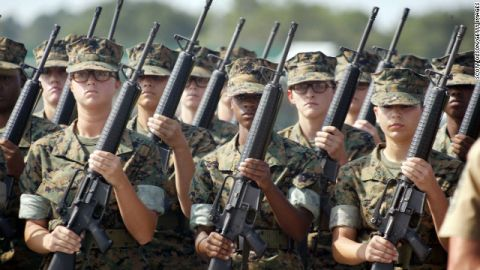 Two female Army Reserve officers recently filed a historic lawsuit against the Department of Defense and Army to allow women to fight in combat.