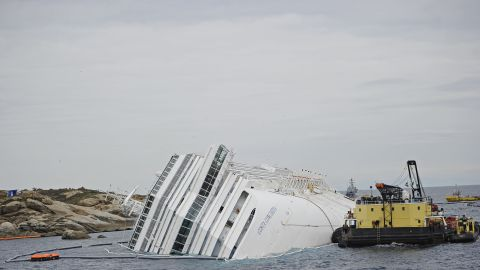 The Concordia, operated by a subsidiary of Carnival Corporation , was carrying 3,200 passengers and 1,000 crew when disaster struck.