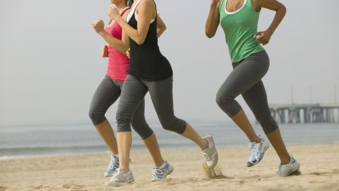Californians tend to rank higher in physical fitness and diet rich in fruits and vegetables.