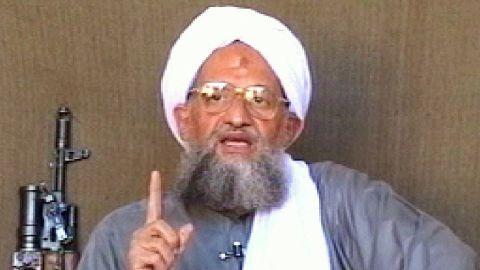 Al Qaeda leader Ayman al-Zawahiri