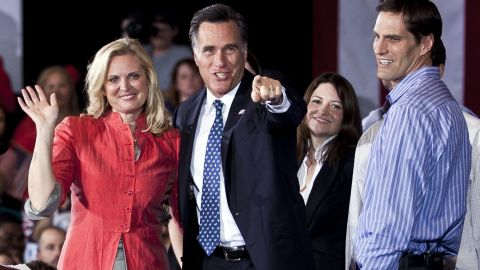 """Based on a Web search for his name, GOP candidate Mitt Romney has developed a Santorum-style """"Google problem."""""""