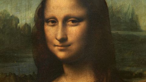 """Leonardo da Vinci took advantage of the differences in the human central and peripheral visual systems to create a dynamic smile in the """"Mona Lisa."""""""