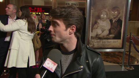 Daniel Radcliffe Talks Life After Potter!_00002709