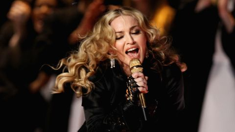 """""""MDNA"""" is one of Madonna's most personal albums."""