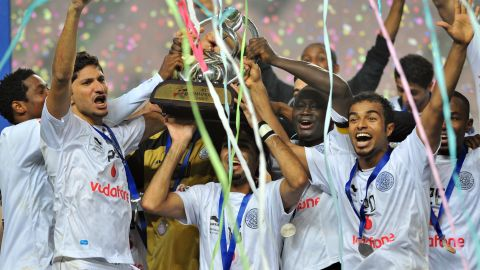 Al Sadd's victory in the 2011 Asian Champions League final vindicated Qatar's decision to plow money into its coaching setup rather than splash out on top overseas names. Just five of Al Sadd's playing roster were non-Qatari nationals.
