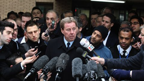 The overwhelming favorite to take over from Capello is Tottenham manager Harry Redknapp, who was cleared of tax evasion charges at a London court on the same day as the England manager resigned.