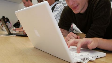 White MacBooks likely died because supplies ran out.