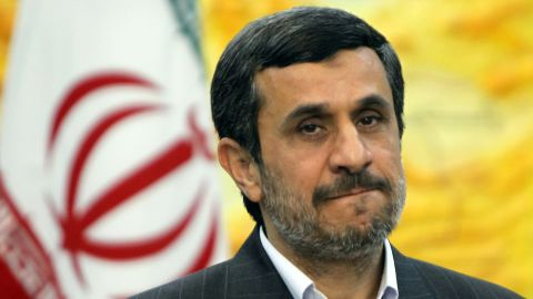 President Mahmoud Ahmadinejad's political opponents started attacking his views on Iran's Islamic dress code in 2010.
