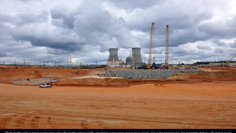 In Georgia this month, the U.S. OK'd building new nuclear reactors for the first time in over 30 years.