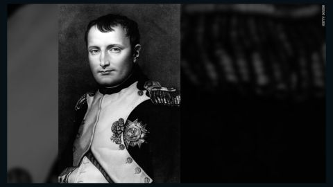 """Napoleon Bonaparte wrote to his wife Josephine incessantly, begging her to visit him and write to him. """"You are going to be here beside me, in my arms, on my breast, on my mouth? Take wing and come, come! A kiss on your heart, and one much lower down, much lower!"""""""