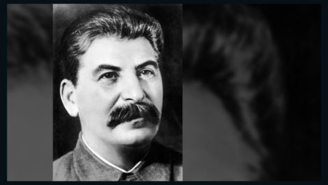 """Former Soviet tyrant Joseph Stalin wrote in one letter to his wife Nadya, while she was away from him seeking treatment for headaches in Germany, """"I miss you so much Tatochka. ...I'm as lonely as a horned owl."""""""