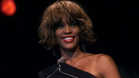 Special guest Whitney Houston at the Songwriters Hall of Fame 32nd Annual Awards at The Sheraton New York Hotel and Towers in New York City on June 14, 2001