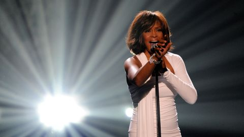 Whitney's Houston's cover of Steve Winwood's 1986 hit track was released as a bonus cut.