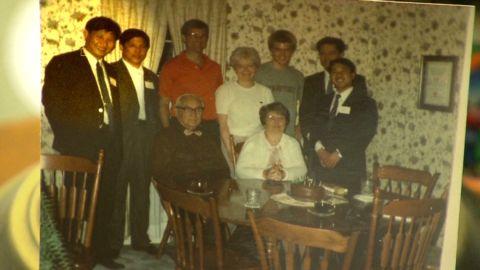 Xi Jinping in Iowa in 1985