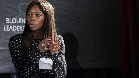 """Time Magazine has listed economist Dambisa Moyo as one of the """"100 most Influential People in the World.""""  Born in Zambia, Moyo went to university in the UK and the United States. Her books """"Dead Aid"""" and """"How the West was Lost"""" have been controversial and influential."""