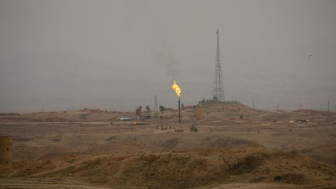 Iran's oil production fell by 50,000 barrels a day to 3.38m b/d in February, according to the International Energy Agency.