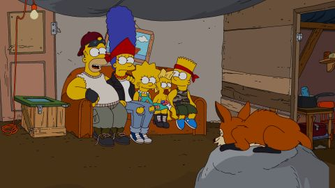 """""""I think the fact that the characters don't age is key,"""" Al Jean, """"The Simpsons"""" executive producer, said."""