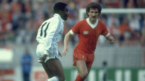 """Laurie Cunningham achieved fame as one of the """"Three Degrees"""" at West Bromwich Albion, being part of a trio of black players also including Brendon Batson and Cyrille Regis. Cunningham became the first black player to represent England at any level when he played for the under-21 team in a friendly against Scotland in 1977. His talent earned him a big-money move to Spanish giants Real Madrid in 1979."""