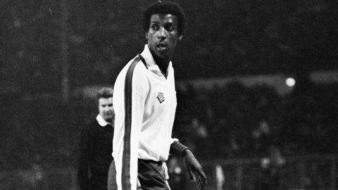 Viv Anderson won the English First Division and played a part in Nottingham Forest's two European Cup triumphs durng a glittering playing career. He is arguably most famous for becoming the first black player to represent the senior England team against Czechoslovakia at Wembley in 1978.