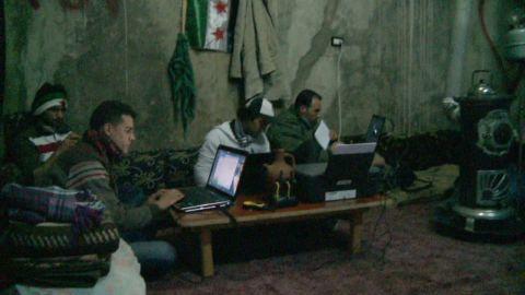 pkg watson syria media rebels_00011628