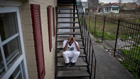 """But for many, such as rapper Justin Elliott (aka Hot Bizzle), New Orleans is not a place to enjoy, but one to escape. Elliott's cousin, Joseph """"Joker"""" Elliott, was killed in January during a dispute with a neighbor. He was 17."""