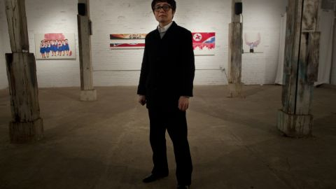 It was only after he lived outside North Korea that Song began to understand freedom and why it was so important. This, Song says, is his main message as an artist.