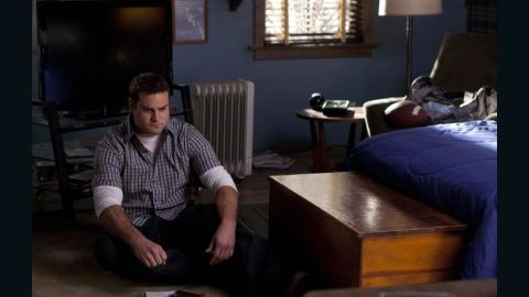"Karofsky (Max Adler) was featured on ""Glee's"" winter finale."