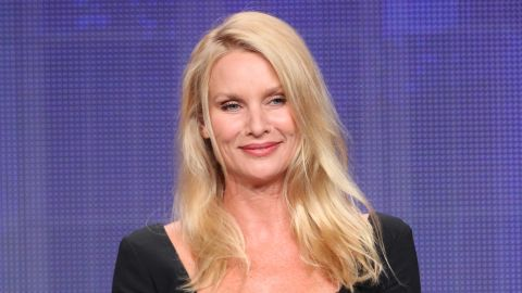 """Actress Nicollette Sheridan is suing the creator-producer of her former show, """"Desperate Housewives."""""""