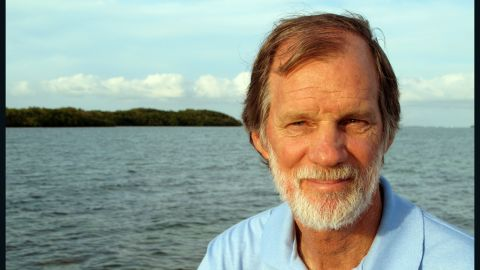 Ken Nedimyer became worried watching coral reefs decline over the years. Now he's doing something about it.