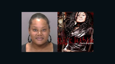 """Padge Windslowe, a musician known as """"Black Madam,"""" faces trial for charges related to illegal cosmetic injections."""