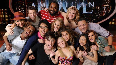 "The ""American Idol"" Top 13."