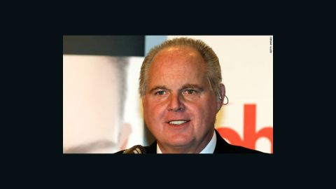 Limbaugh's show is the No. 1 radio talk show in America.