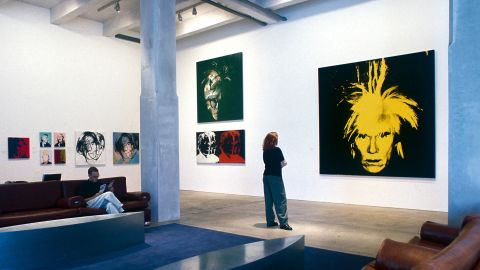 The Andy Warhol Museum is in Pittsburgh.