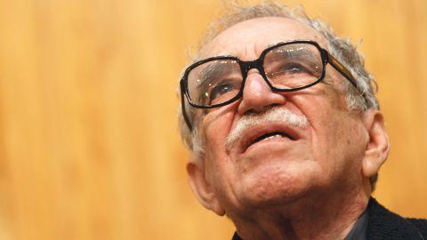 Gabriel Garcia Marquez, seen here in 2007, turns 85.