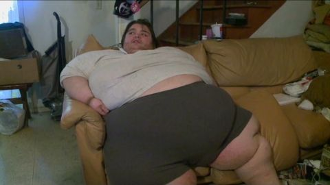 ca obese man video goes viral _00000904