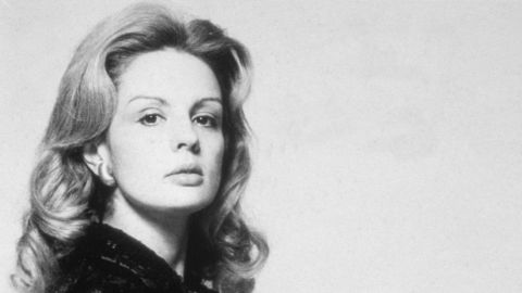 Carolina Herrera in New York in 1971, photographed by Andres Lander. Over 30 years, Herrera has transmitted her personal style to a brand that now brings in hundreds of millions of dollars.