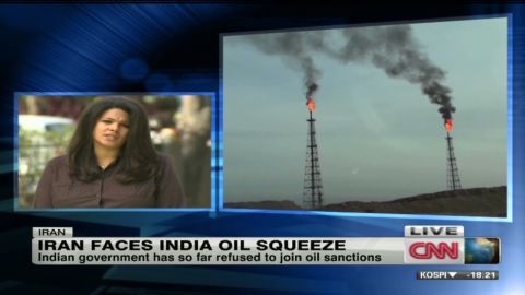 sidner india iran oil squeeze_00010625